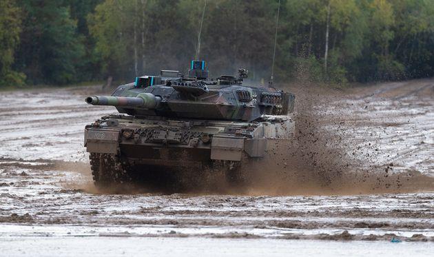 Ρεκόρ εξαγωγής όπλων και στρατιωτικού εξοπλισμού από τη Γερμανία το