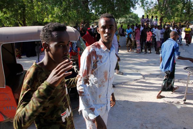 Αιματοκύλισμα στη Σομαλία - Τουλάχιστον 90 νεκροί και τραυματίες σε βομβιστική