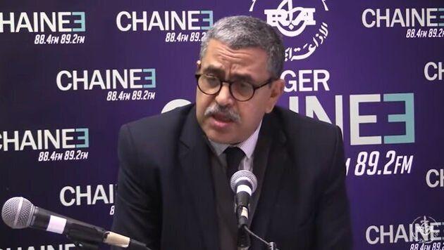 Abdelaziz Djerad, un politologue, premier ministre en Algérie - Le HuffPost