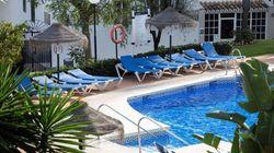 La familia de los tres ahogados en una piscina de Mijas: