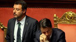 Salvini trolla Conte dal