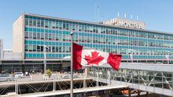 Un avis de grève est déposé aux aéroports Montréal-Trudeau et