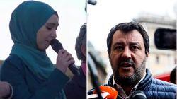 Le sardine a Salvini:
