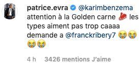 Karim Benzema coupe un steak à la feuille d'or chez Salt