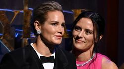 Ashlyn Harris And Ali Krieger, US Women's Soccer Stars, Get