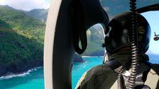 関係者の確認の殺ハワイからヘリコプタークラッシュ