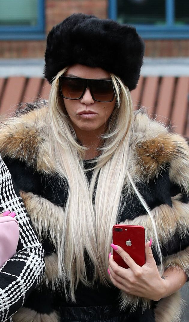 Katie Price Reflecting On Difficult Year As She Promises Exciting Fresh Beginning