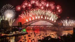 Malgré cette pétition, le feu d'artifice du Nouvel An à Sydney aura bien
