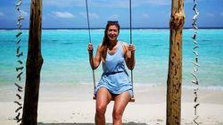 Deputata M5s posta una foto dalle Maldive: