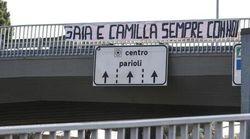 Gaia e Camilla, le telecamere potrebbero aver ripreso gli attimi precedenti e successivi all'impatto del