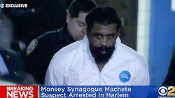 New York, attacco con machete a casa di un rabbino: cinque