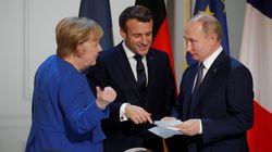 L'échange de prisonniers en Ukraine salué par Macron, Merkel et