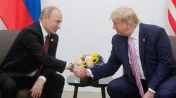 Poutine remercie Trump pour des informations ayant permis de déjouer des