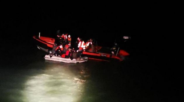 Pregnant Woman Among 40 Migrants Rescued As Three Boats Intercepted In English Channel