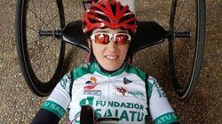 Conmoción por la repentina muerte a los 25 años de Ione Basterra, icono del ciclismo adaptado en