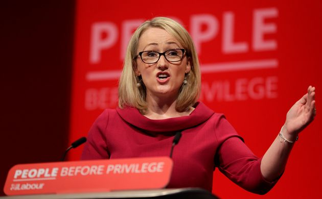 Rebecca Long-Bailey Reveals Her Labour Leadership Ambitions