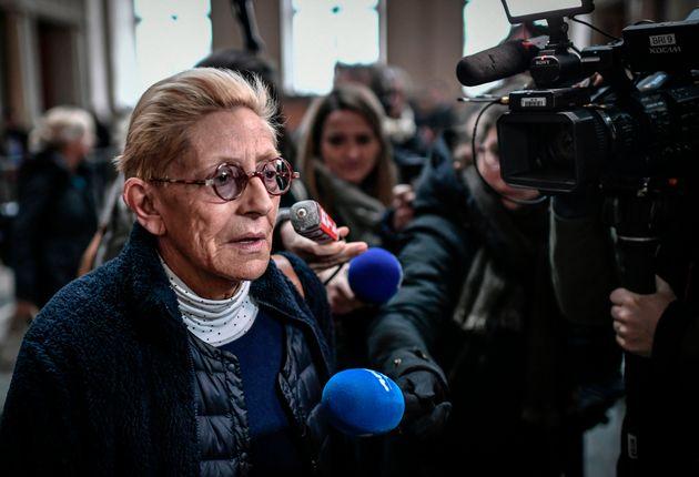 Isabelle Balkany, ici le 11 décembre 2019, dénonce le transfert de son époux Patrick...