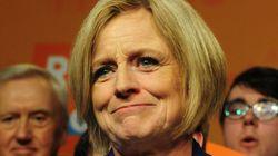 Rachel Notley Wants To Take Back Alberta's Premiership In