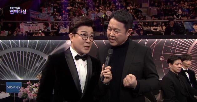 '소신 발언' 이후 김구라가 논란이 된 박나래와 김성주에 대해 한