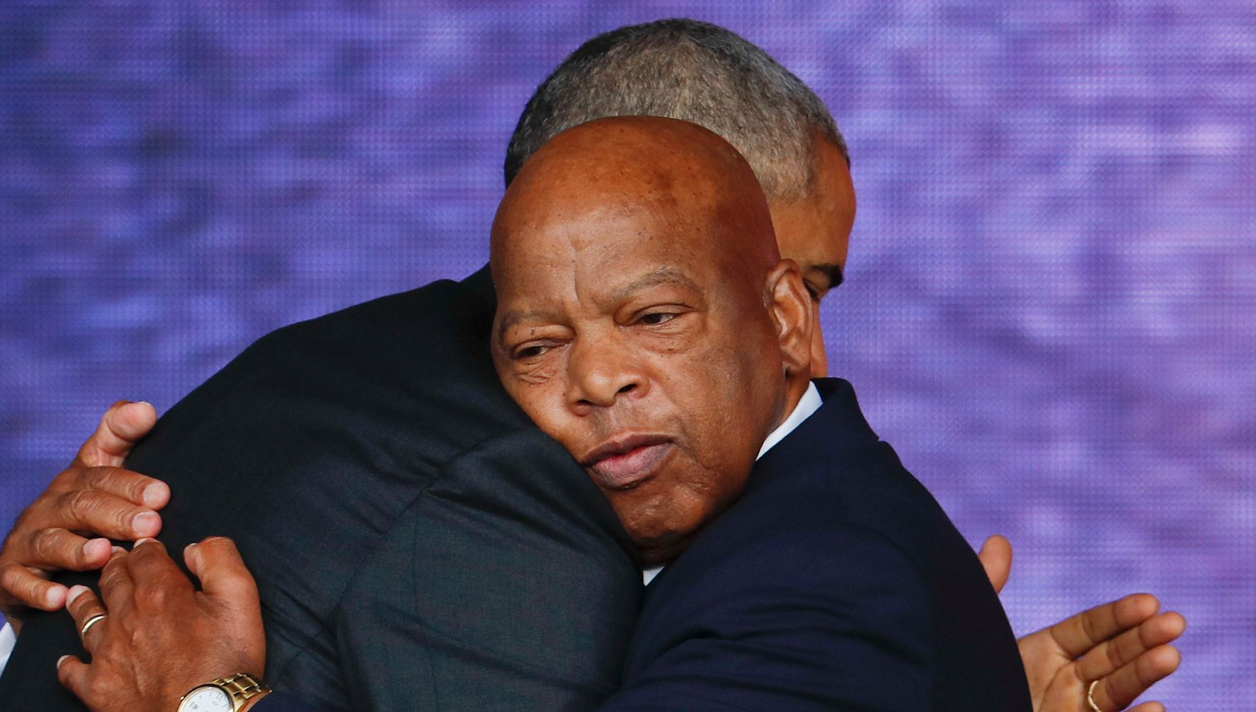 Heartfelt Support Pours In For Rep. John Lewis As He Vows To Fight Cancer