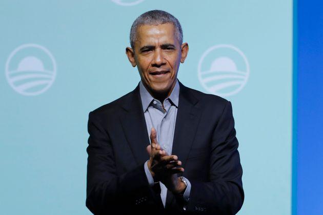 버락 오바마 전 미국