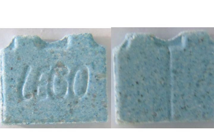 Warning over deadly light blue LEGO pills