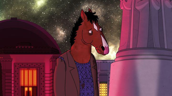 "Season 6 of ""BoJack Horseman"""