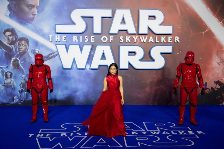 Westlake Legal Group 5e09928925000039a4d31603 'Rise Of Skywalker' Writer Explains Why Kelly Marie Tran Lost So Much Screen Time