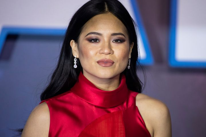 "Kelly Marie Tran faced online harassment over her role in ""Star Wars: The Last Jedi"" and was sidelined in the sequel."