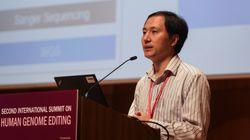 En Chine, le créateur des bébés OGM condamné à 3 ans de