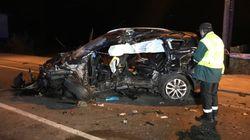 37 muertos en las carreteras en lo que va de
