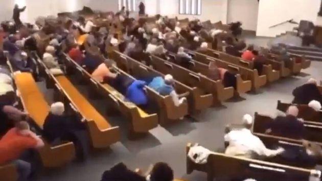 Un tiroteo en una iglesia de Texas (EEUU) deja dos muertos y un herido de