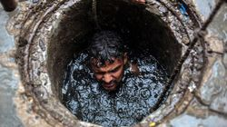 Limpiar heces a mano: una historia de casta y discriminación en la