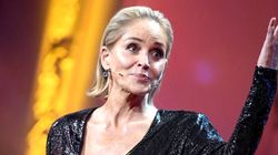 Sharon Stone Booted Off Dating