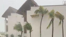 La tempête tropicale Calvinia menace l'Île Maurice et la
