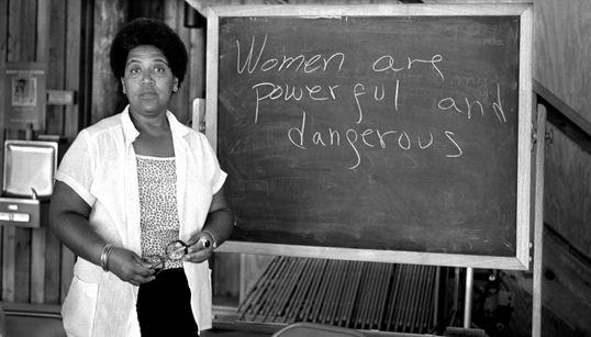 A insurgência do pensamento feminista negro no