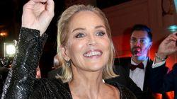 Sharon Stone bloquée d'une appli de