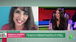 Minerva Piquero recuerda este desastroso momento junto a Bertín Osborne en Antena 3: