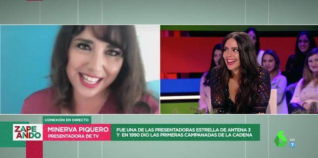 Minerva Piquero en