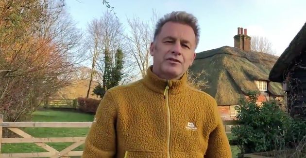 Chris Packham Reveals A Dead Fox Has Been Dumped At His Home