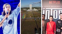 Três produções brasileiras estão entre os destaques da Netflix em