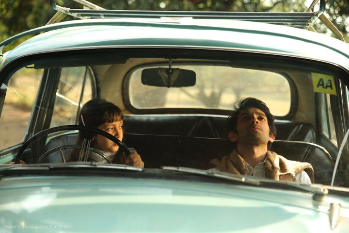 A still from 'A Death in the Gunj'