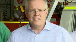 'Testing Times': Scott Morrison Pays Tribute To Volunteer Firefighter Killed On