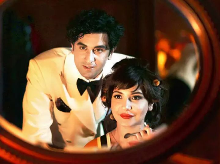A still from Bombay Velvet
