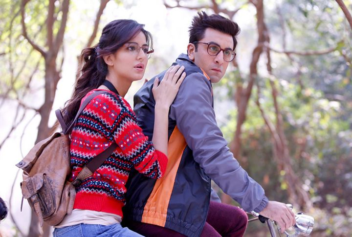 A still from Jagga Jasoos