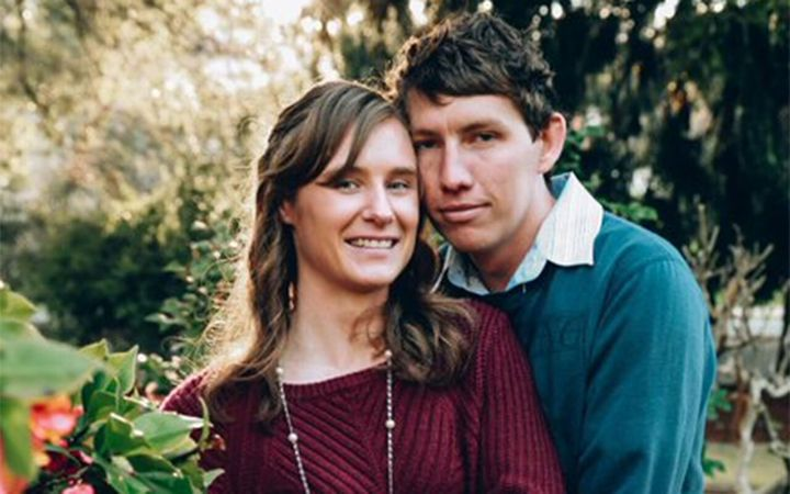 Samuel McPaul killed after high winds roll multiple trucks.