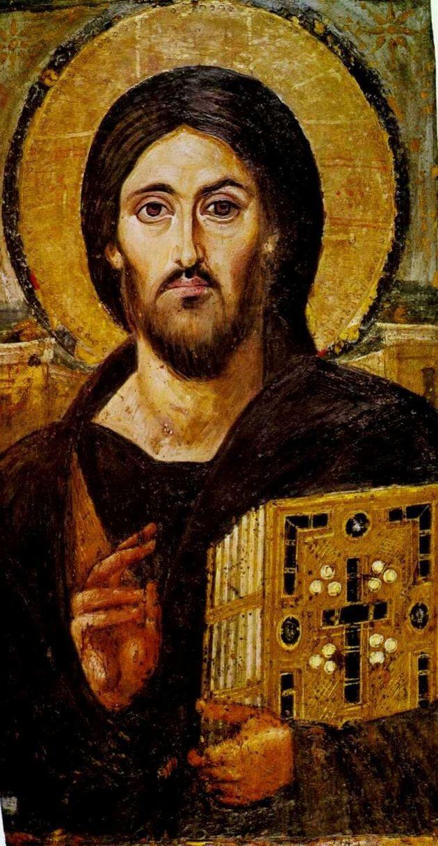 Ο Χριστός Παντοκράτωρ