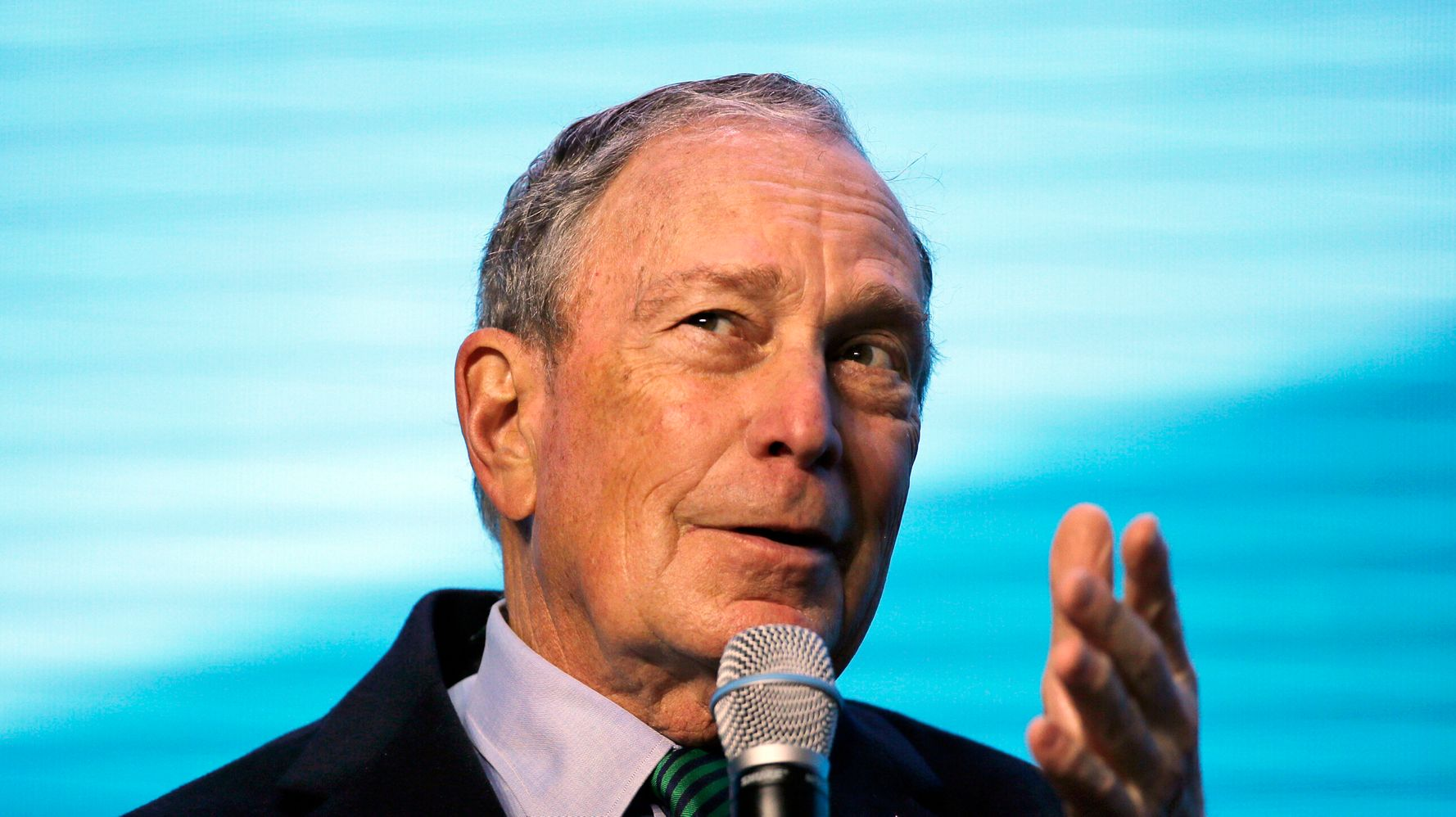 Westlake Legal Group 5e0a9eb224000053245a4970 Twitter Critics Mock Bloomberg's 'Open Office' Vision For White House East Room