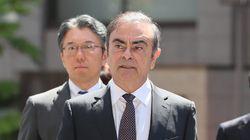 El expresidente de Nissan escapa del arresto domiciliario en Japón y llega a
