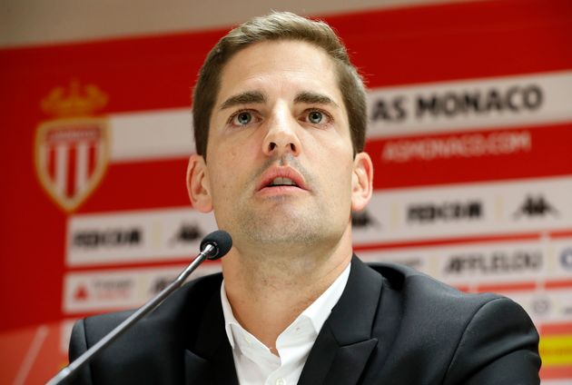 El nuevo entrenador del Mónaco, Robert